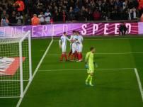 England take the lead