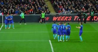 Holland go 2-1 ahead