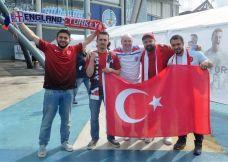 England and Turkey