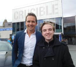Former Chesterfield and England footballer Kevin Davies