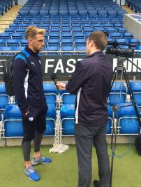 Ex-Owl and current Spireite Dan Jones