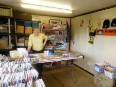 Steve Jarvis' programme shop