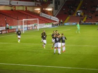 Crewe grab a late equaliser