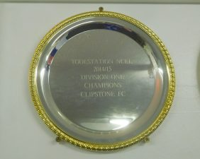 Clipstone won the NCEL Division 1 title in 2015