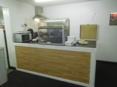 The food bar