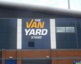 The newly-sponsored Van Yard Stand
