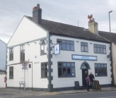 The Spireite pub opposite the Proact Stadium