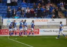 A third for Chesterfield